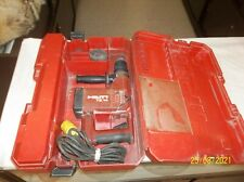 Hilti Te 14 Rotary Hammer Drill With Case