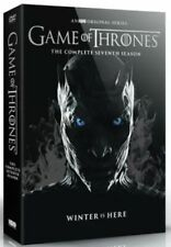 Game of Thrones Complete 7 Season DVD,(5 Disc) Set NEW & sealed