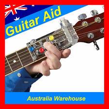 CLASSICAL CHORD BUDDY Guitar Learning System Teaching Aid CHORDBUDDY UNIT AU