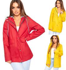 Cappotti e giacche da donna impermeabili multicolore lunghezza lunghezza ai fianchi