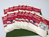 14 Vintage Milk Carton Cardboard Half Pint Producers Dairy CA Hoppy's Hopalong