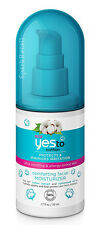 Yes To Cotton Comforting Face Moisturiser Facial Moisturizer Sensitive Skin 50ml