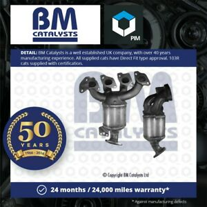 Catalytic Converter Type Approved fits OPEL CORSA D 1.2 06 to 14 Z12XEP BM New