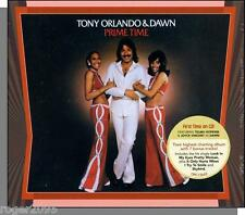 Tony Orlando & Dawn - Prime Time (1974) - New 2005, 17 Song CD!