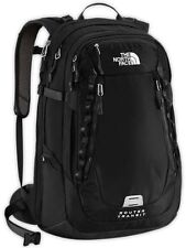 New The North Face Router Transit Backpack TSA Laptop Approved Black