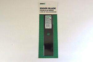 "Arnold King-O-Lawn Edger Blade 9"" X 2""  7/16"" SQ or 1/2"" RD Center Hole AEB-209"
