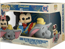 Disneyland 65th Anniversary Flyng Dumbo Ride with Minnie Pre-Order CONFIRMED!!