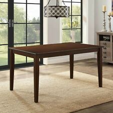 Better Homes and Gardens Bankston Dining Table, Espresso W