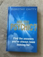 Are You Psychic? by Chitty, Dorothy Paperback Book The Fast Free Shipping