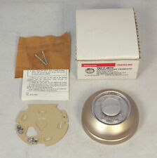 New Honeywell Round T87F 2873 Analog Mercury Heating Thermostat