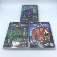 StarShine Legacy PC 3 Game Lot: The Legend Of Pandoria, Soulriders, Pine Hill