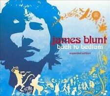 James Blunt - Back To Bedlam With Target  5 song Bonus CD - New  Sealed Cd