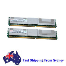 Hynix 4GB (2X2G) 2RX8 PC2-5300F DDR2-667 Fully buffered ECC Server Memory