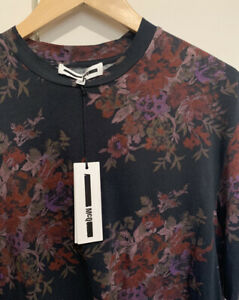 alexander mcqueen McQ Floral Rose mens T Shirt As New S But Over Sized Suits M
