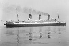 726015 RMS Majestic 1923 A4 Photo Print