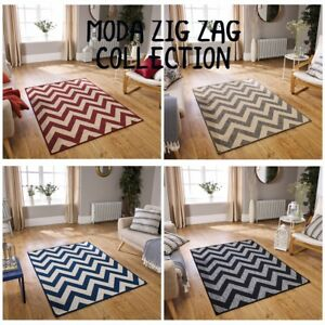 Kitchen hall mat anti-slip backing washable flatweave sisal seagrass rug black