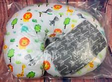 Nursing Pillow Animal Print With Extra Cover