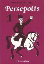 BD L'ASSOCIATION--PERSEPOLIS - TOME 1--MARJANE SATRAPI
