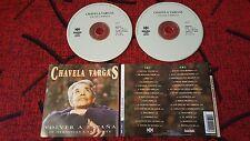 Folk CHAVELA VARGAS **Volver A España** RARE 1996 Spain 2-CD SET