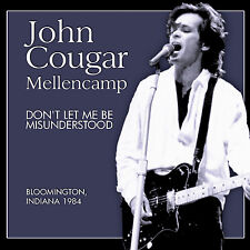 JOHN COUGAR MELLENCAMP New Ltd 2018 PREVIOUSLY UNRELEASED 1986 LIVE CONCERT CD