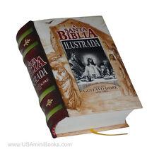 A Santa Biblia Ilustrada Gustavo Dore new hardcover Miniature Book in portuguese