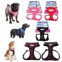 Ancol Comfort Harness Soft Mesh Padded Adjustable Dog Puppy Comfortable Harness