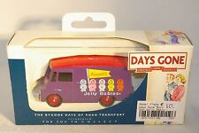 DAYS GONE DG071022 MORRIS LD150 LD 150 VAN JELLY BABIES MINT BOXED NEW!!!