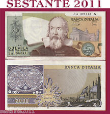 ITALIA ITALY  2.000 2000 LIRE GALILEO GALILEI 22.10. 1976,  P 103b,  FDS- / UNC-