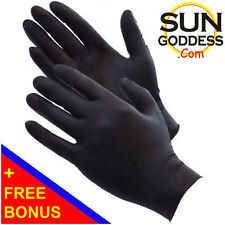 Best Sunless Tanning / Tanner Gloves + Tan Applicator Mitt + Self Tanning Lotion