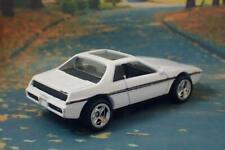 1984– 1988 Pontiac Fiero 2M4 Sports Car 1/64 Scale Limited Edition K