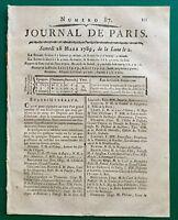 Montgolfière États Généraux 1789 Crépy Aérostat de Lannoy La Villette