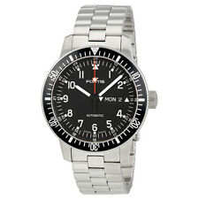Fortis Cosmonauts Automatic Black Dial Mens Watch 6471011MG