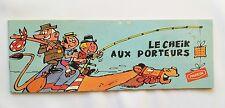 BD Rare - Le cheik aux porteurs / BERCK / PUB PAREIN / PUBLI ART