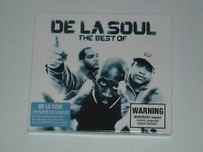 DE LA SOUL The Best Of CD + CD Hip Hop Jungle Brothers Busta Rhymes