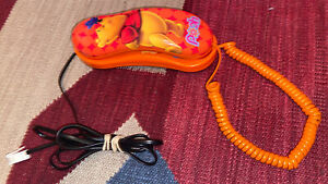 Mybelle Model 451 Disney Winnie The Pooh Corded Telephone Tested