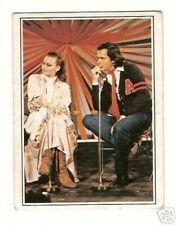 Rocio Durcal #188 . Vintage TV Show Spanish Card