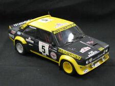 1:18 Kyosho Fiat 131 Abarth 1977 Darniche / Mahè Tour De Corse #5