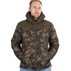 Fox Camouflage Kaki Rs Veste / Carpe Pêche Vêtements