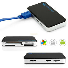 USB 3.0 tutto in 1 Compact Flash Multi Card Reader CF Adattatore MICRO SD MS XD 5 Gbps