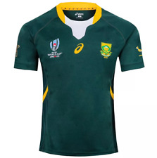 BNWT SOUTH AFRICA WORLD CUP 2019 rugby jersey shirt size MEDIUM (M)