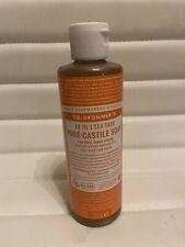 Dr Bronners - Organic Tea Tree Pure-Castile Liquid Soap -237ml Fair trade Free