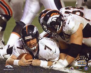 JOHN ELWAY 1998 Denver Broncos Super Bowl 33 Champions 8x10 Photo