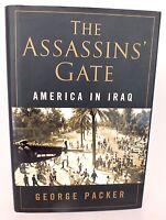 "George Packer SIGNED Book ""The Assassins Gate"" 1st Ed - Award Winning Journalist"