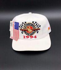 Vintage Dale Earnhardt 1994 Winston Cup Champion Adjustable Race Hat NASCAR Cap