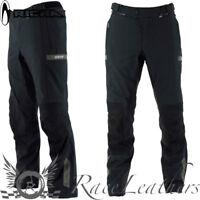 Richa ATLANTIC GTX NEGRO Goretex Impermeable Pantalones de paseo MOTO NORMAL