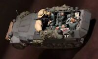 1/35 6pcs Resin Figure Model Kit German Soldiers (no car) WWII WW2 Unpainted