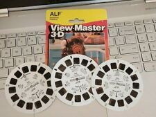 Alf Tv Show Cat-Eating Alien view-master Reels partial Pack set of 3 opened