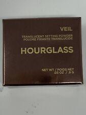 Hourglass Veil Translucent Setting Powder Travel Size .03oz