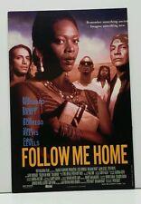 FOLLOW ME HOME Movie Poster Postcard G19