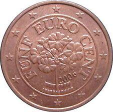 Pièce de 2cts euros d'Autriche 2002.